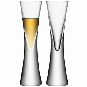 Набор из 2 бокалов для ликёра Moya, 50 мл, прозрачный