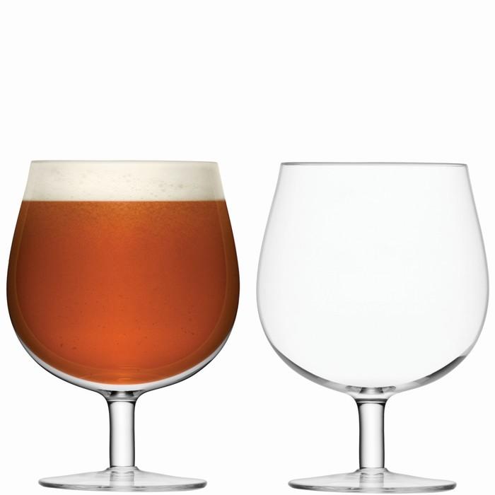 Набор из 2 бокалов для пива Bar, 550 мл