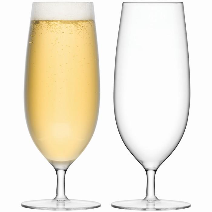 Набор из 2 бокалов для пилзнера, 450 мл