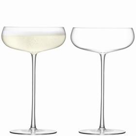 Набор из 2 бокалов-креманок Wine Culture, 320 мл