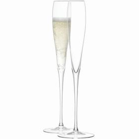 Набор из 2 высоких бокалов-флейт Wine, 100 мл