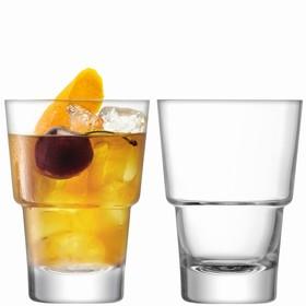 Набор из 2 стаканов для коктейлей Mixologist, 320 мл