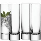 Набор из 4 бокалов для коктейлей Bar, 250 мл
