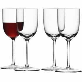 Набор из 4 бокалов для портвейна Bar, 190 мл
