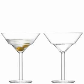 Набор из 2 бокалов для мартини Mixologist, 230 мл