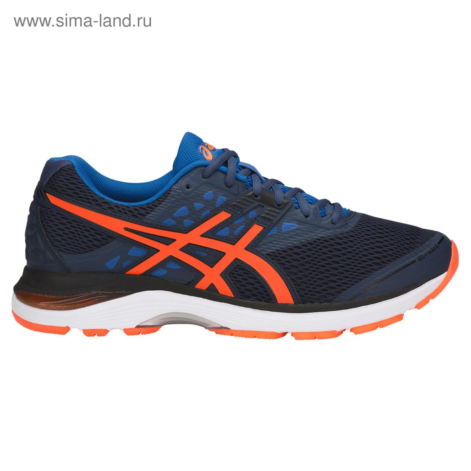 ASICS T7D3N 4930 GEL-PULSE 9 Кроссовки 6 (3731257) - Купить по цене ... e80f76bcedc0f