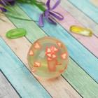 Ball rubber Hearts 4.5 cm
