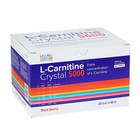 Liquid & Liquid L-Carnitine Crystal 5000 Красная ягода 20x60 ml