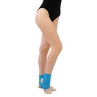 Gymnastic ankle, size S, color turquoise