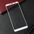 Защитное стекло Mobius для Xiaomi Redmi Note 5/5 Pro 3D Full cover (White)