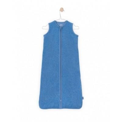 Спальный мешок, размер 70 см, синий меланж