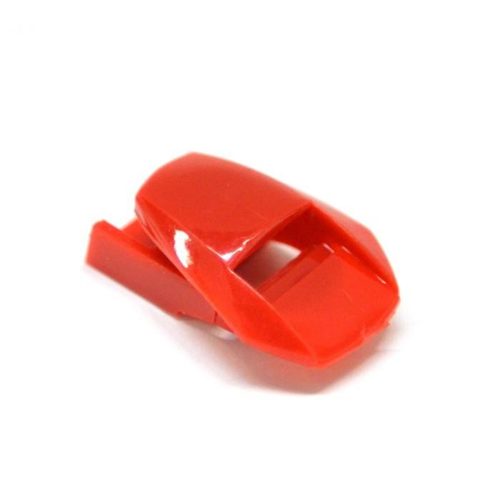 Клипса к мотоботам Fox Comp 5/5Y/3Y Strap Pass, Red