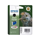 Картридж струйный Epson T0791 C13T07914010 черный (11.1мл) для Epson P50/PX660
