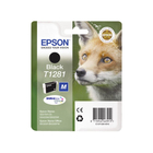 Картридж струйный Epson T1281 C13T12814012 черный (5.9мл) для Epson S22/SX125