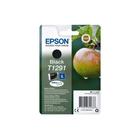 Картридж струйный Epson T1291 C13T12914012 черный (11.2мл) для Epson SX420W/BX305F