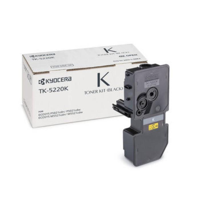 Тонер Картридж Kyocera 1T02R90NL1 TK-5220K черный для Kyocera M5521cdn/cdw P5021cdn/cdw