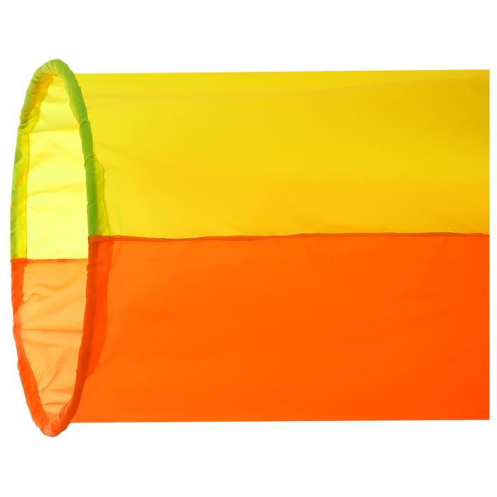 Тоннель для эстафет длина 3.5 м (2 обруча)