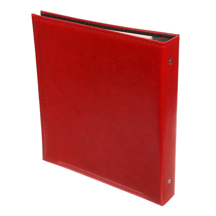 """Фотоальбом в подарочной коробке """"Дом там, где твоё сердце"""", экокожа, 20 магнитных листов"""