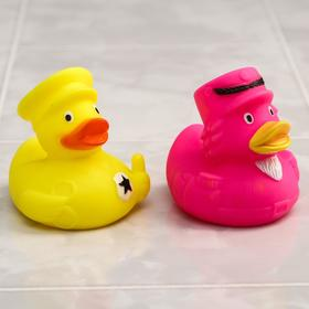A set of bath toys, 2 PCs.