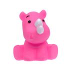 Игрушка для ванны «Носорожек», цвета МИКС - фото 105535616