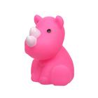 Игрушка для ванны «Носорожек», цвета МИКС - фото 105535617