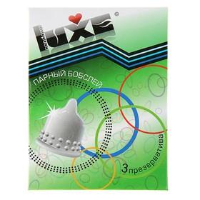 Презервативы «Luxe» Парный бобслей, 3 шт Ош