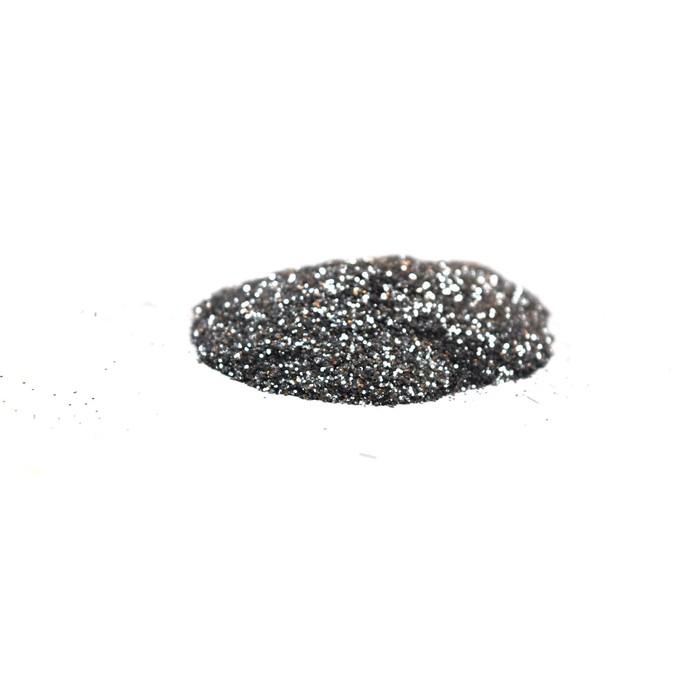 Блестки Silk Plaster, точка, серебряные