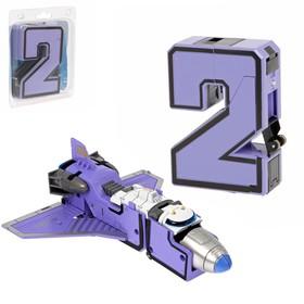 Робот-трансформер «Робоцифра 2»