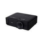 Проектор ACER X118H, DLP, 800*600, DLP 3D, 20 000:1, 3600 ANSI Lumens, 2.5kg, HDMI