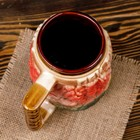 "Кружка для пива 1 л ""Раки"" цветная - фото 1398428"