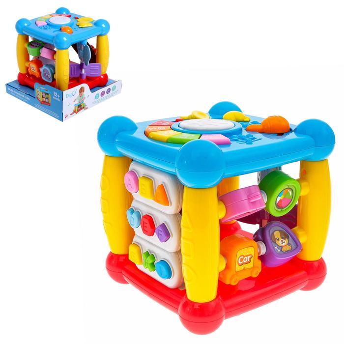 Развивающая игрушка «Мартышка», звуковой эффект