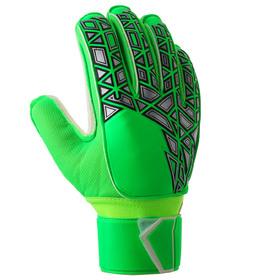 Перчатки вратарские, размер 8, цвета МИКС