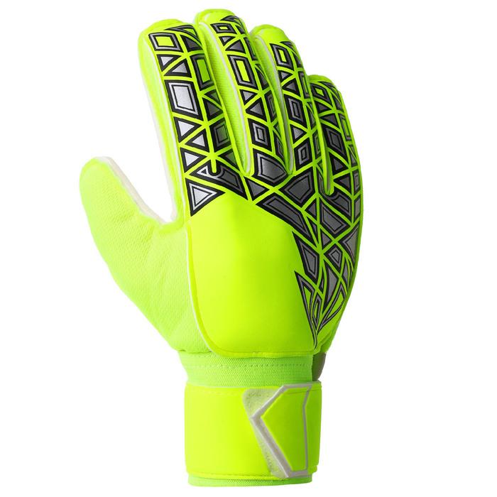 Перчатки вратарские, размер 10, цвета МИКС