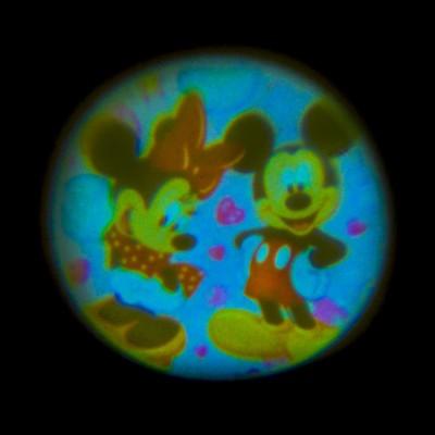 Проектор «Приключения Минни: Минни Маус», батарейки в набор не входят