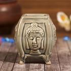 "Аромалампа керамика ""Изображение будды"" МИКС 8,5х7,5х7,5 см"