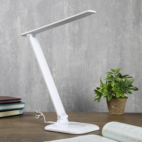 Светильник настольный  9Вт LED 4000К белый