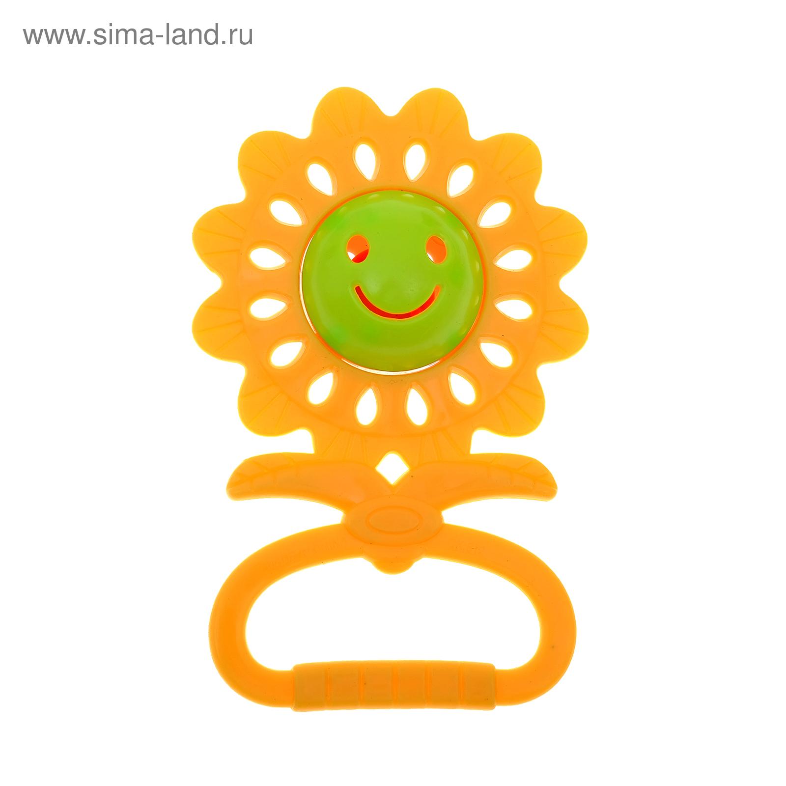 484d521d74700 Погремушка «Цветочек», цвета МИКС (3489139) - Купить по цене от ...