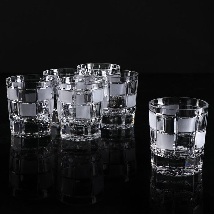 Набор стаканов для виски 320 мл York, 3 шт УЦЕНКА