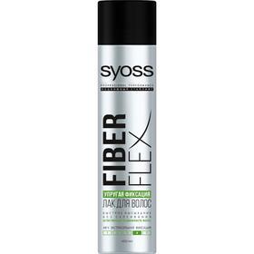 Лак для волос Syoss FiberFlex «Упругая фиксация», 400 мл