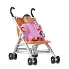 Набор аксессуаров для кукольного домика «Коляска прогулочная и малыш»
