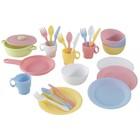 Игровой набор кухонной посуды «Пастель»
