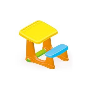 Парта со скамейкой DOLU