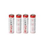 Батарейка солевая LuazON Super Heavy Duty, АА, R6, спайка, 4 шт