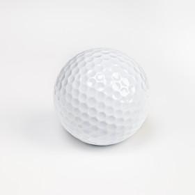 Golf ball, 2-ply, 420 notches, d=4.3 cm, 45g