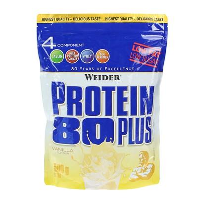 Weider Протеин 80 Плюс / 500 г / ваниль