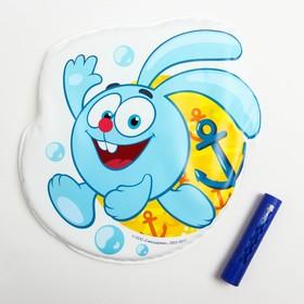 """Игрушка для ванны + водный карандаш """"Крош"""" СМЕШАРИКИ"""