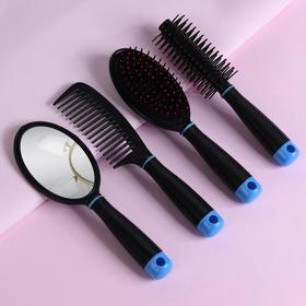 Set hair, 4 pieces, color MIX