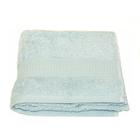 Полотенце, размер 50х90 см, мятный, махра 500 г/м2