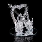 """Сувенир """"Лебеди на зеркале у сердца"""""""