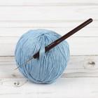 Крючок для вязания, 14 см, d = 0,5 мм